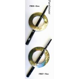 Shawl Pin parelmoer (50mm)