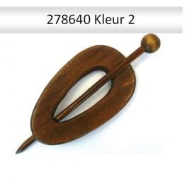 Shawl Pin 278640 (donker)