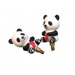 HiyaHiya Panda Kabelstopper Large