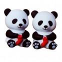 HiyaHiya Panda Naaldbeschermer large