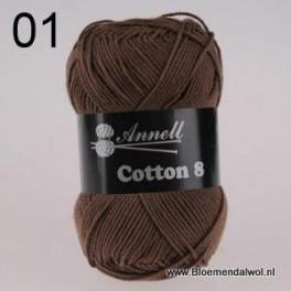 ANNELL Coton 8