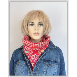 Patroon Turn Around by Dutch Knitty
