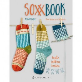 Soxx Book ism LANG Yarns