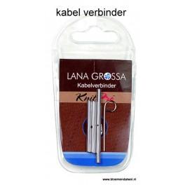 LANA GROSSA/Knitpro Kabelverbinder