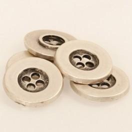 533 Zilver 20 mm antiek