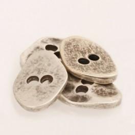 534 Zilver 20 mm hoekig