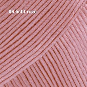 Muskat 06 licht roze