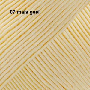 Muskat 07 mais geel