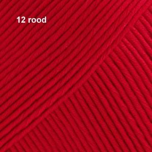 Muskat 12 rood
