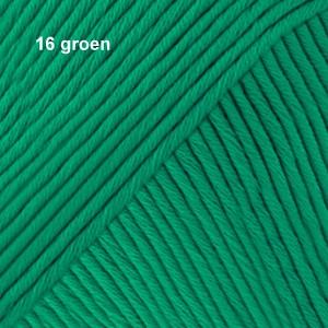 Muskat 16 groen