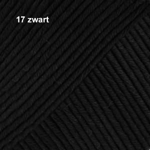 Muskat 17 zwart