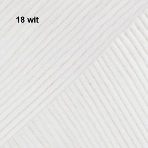 Muskat 18 wit