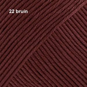 Muskat 22 bruin