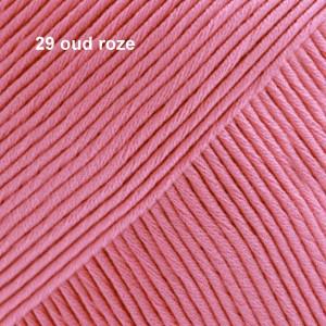 Muskat 29 oud roze