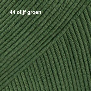 Muskat 44 olijf groen