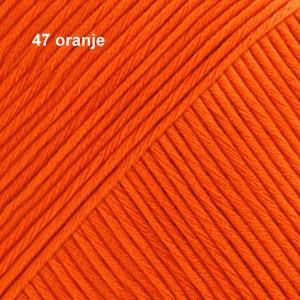 Muskat 47 oranje