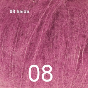 Alpaca Silk 08 heide