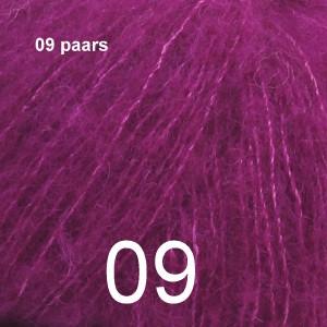 Alpaca Silk 09 paars