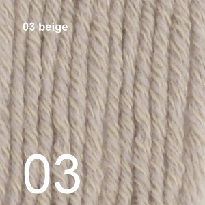 Cotton Merino 03 beige