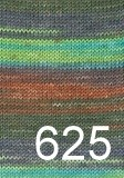 Austermann Step 6 Irish rainbow colours 625