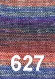 Austermann Step 6 Irish rainbow colours 627