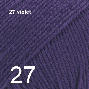 Cotton Merino 27 violet