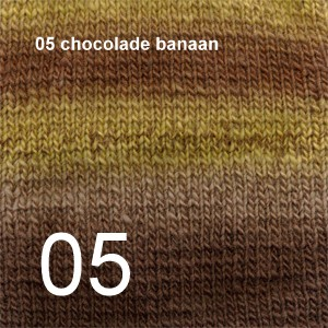 Big Delight 05 chocolade banaan