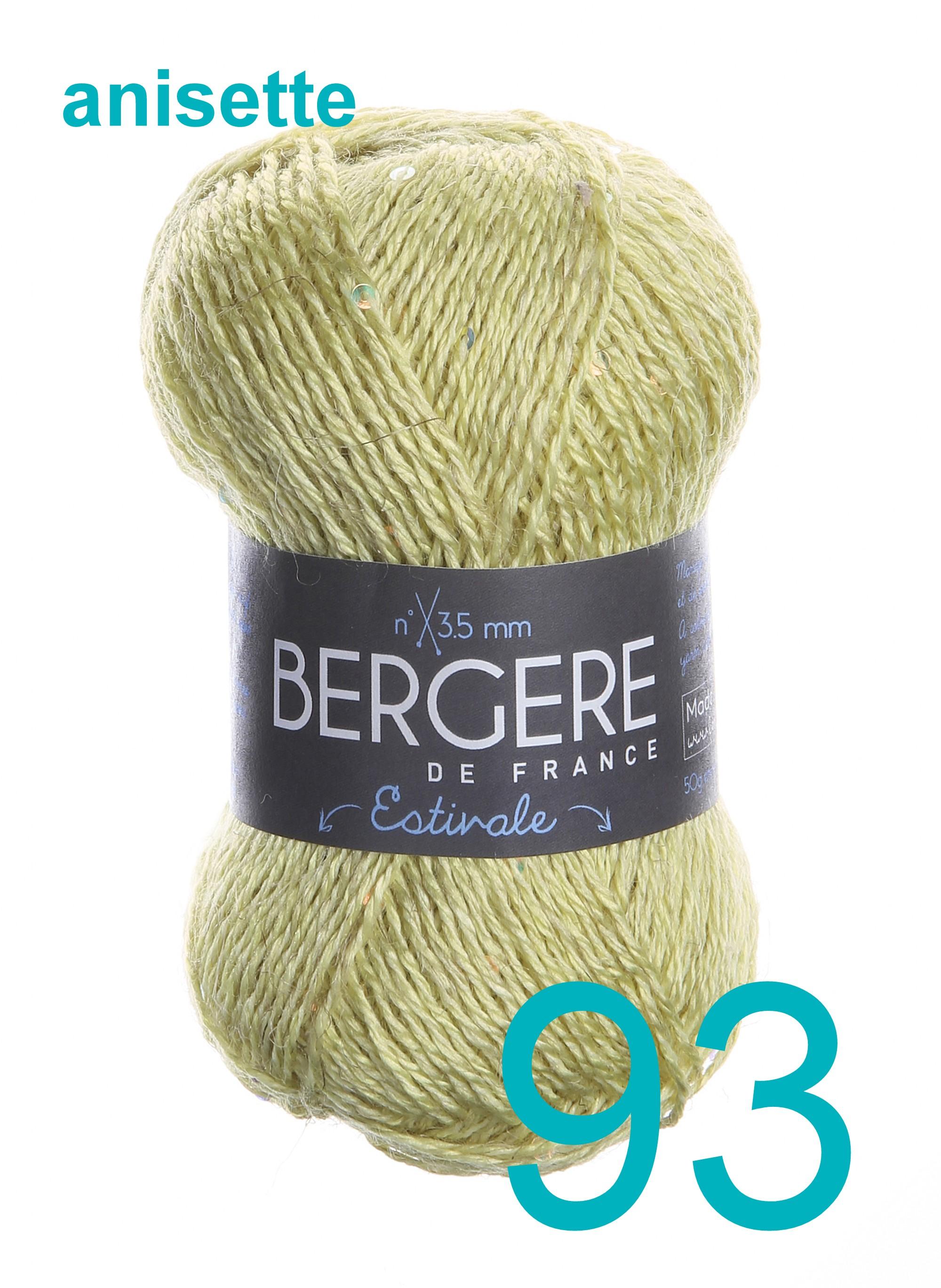 Bergere Ecoton anisette 93