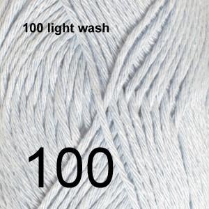 Paris 100 light wash