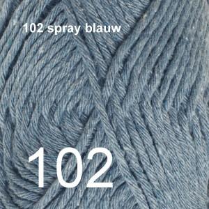 Paris 102 spray blauw