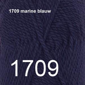 Nepal 1709 marine blauw