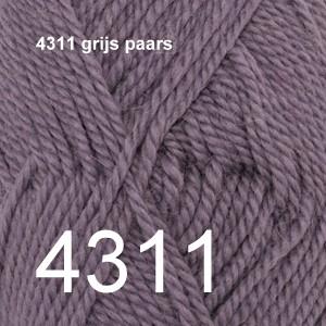 Nepal 4311 grijs paars