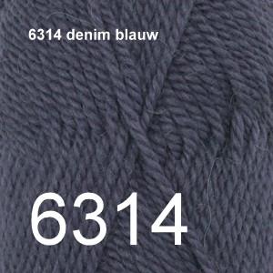 Nepal 6314 denim blauw