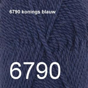 Nepal 6790 konings blauw