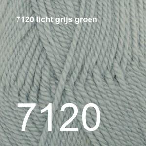Nepal 7120 licht grijs groen