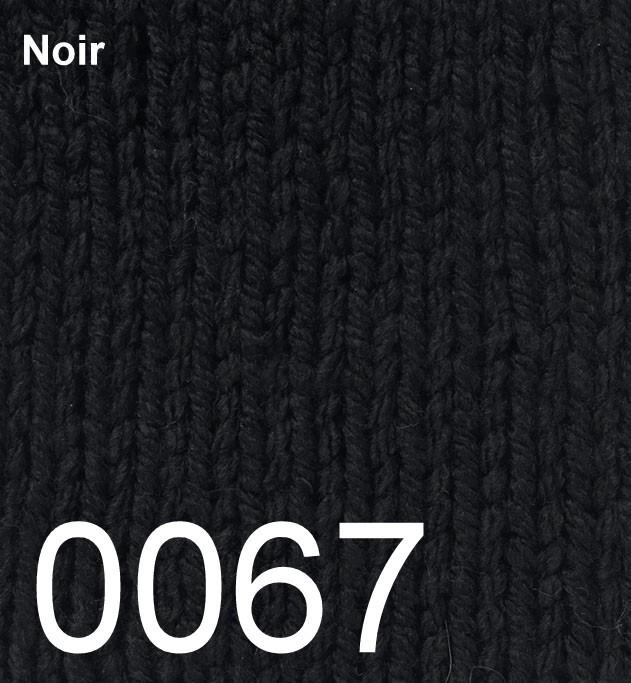 Phildar Rapido Noir 0067