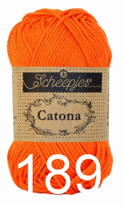 Catona 25 - 189 Royal Orange