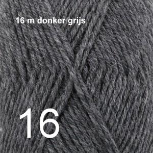 Karisma 16 m donker grijs