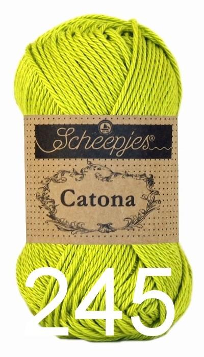 Catona 25 - 245 Green Yellow