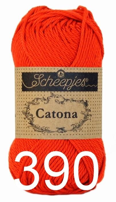 Catona 25 - 390 Poppy Rose