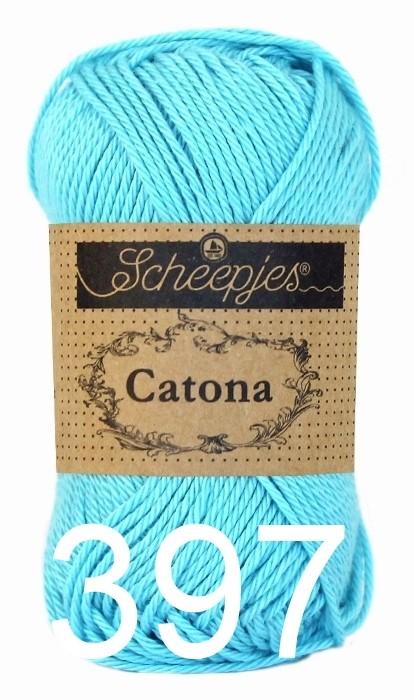 Catona 25 - 397 Cyan