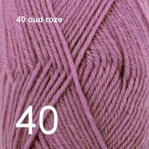Karisma 40 oud roze