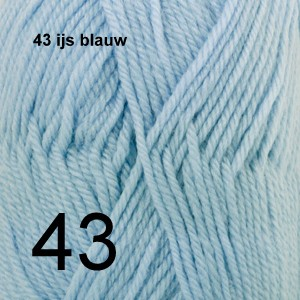 Karisma 43 ijs blauw