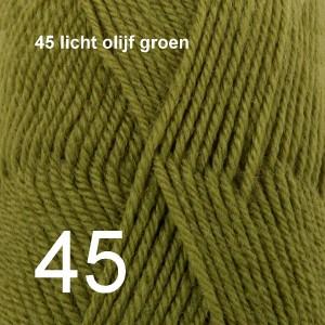 Karisma 45 licht olijf groen