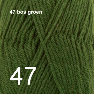 Karisma 47 bos groen