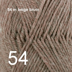 Karisma 54 m beige bruin