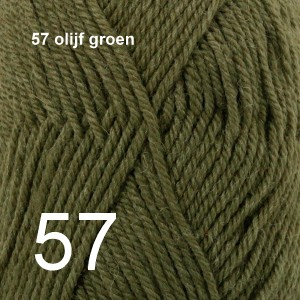Karisma 57 olijf groen
