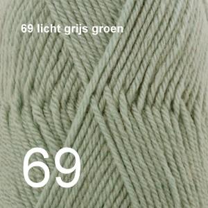 Karisma 69 licht grijs groen