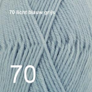 Karisma 70 licht blauw grijs