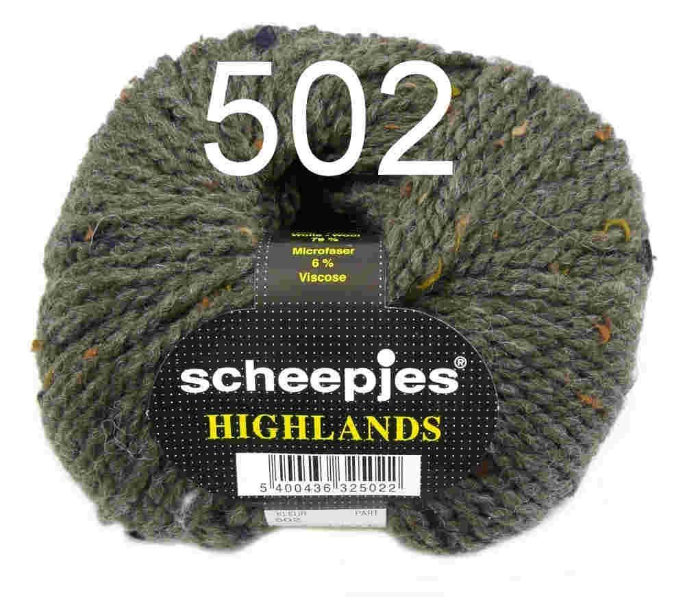 Scheepjeswol Highlands 502